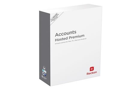 Reckon Bookkeeper - Accounts Hosted